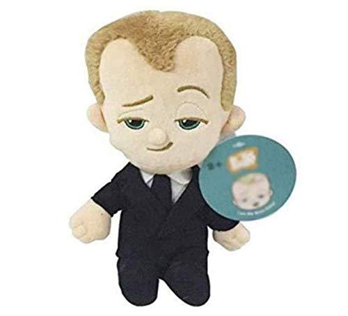 NC58 20cm jefe bebé de dibujos animados de juguete suave figuras El bebé jefe de felpa muñeca de los niños de peluche de muñeca marioneta decoraciones de cumpleaños