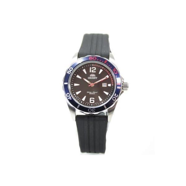 Orient Deep Diver – Reloj para mujer (mecanismo de cuarzo, indicación