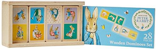 Beatrix Potter Wooden Dominoes