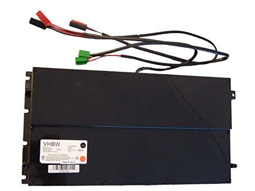 vhbw Batería Li-Ion 13800mAh (25.2V) para Robot cortacésped Stiga 1126-9121-01 como Zucchetti CS C0114, CS_C0114.