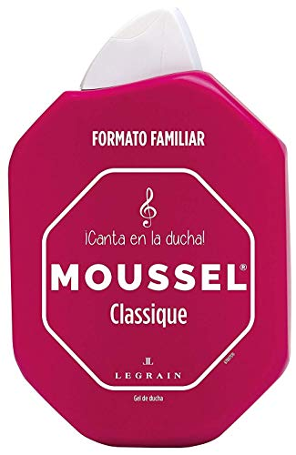 Moussel - Gel Ducha Clasico, 900ml