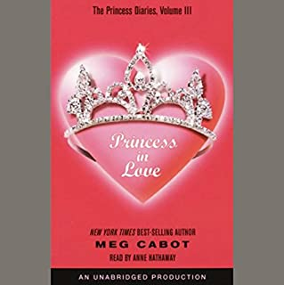Princess in Love audiobook cover art