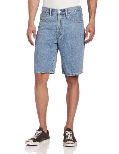 Levi's Men's 550 Short , Light Stonewash, 44