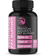 BOOSTS METABOLISM. This premium fat burner BHB carb blocker supplement is designed to help women increase their metabolism and burn fat as fuel.* SPECIALLY FORMULATED FOR WOMEN. This fat burner supplement is a natural weight loss, flat tummy fat burn...
