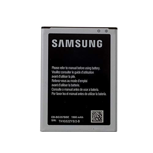 MOVILSTORE BATERIA Interna EB-BG357BBE 1900 mAh Compatible con Samsung Galaxy Ace 4 SM-G357FZ