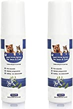 QUTOP Hydrocortisone Hot Spot Treatment Spray for Dogs and Cats, Dog Anti Itch Relief Spray to Make Dog's Skin Comfortable