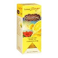 UCC 業務用 セレッシャル ハーブのお茶 レモンジンガー 25P