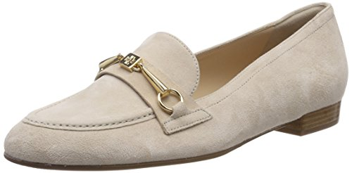 HÖGL Damen 5-10 1632 0800 Slipper, Beige (Cotton), 38.5 EU