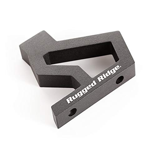 Rugged Ridge 11586.05 Black Regular Offroad Jack Mounting Bracket