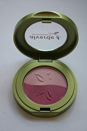 Alverde Naturkosmetik Duo Eyeshadow Nr. 35 Electric Pink Duo Lidschatten