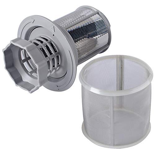 Poweka 427903 - Microfiltro de malla de repuesto para lavavajillas Bosch Neff Siemens