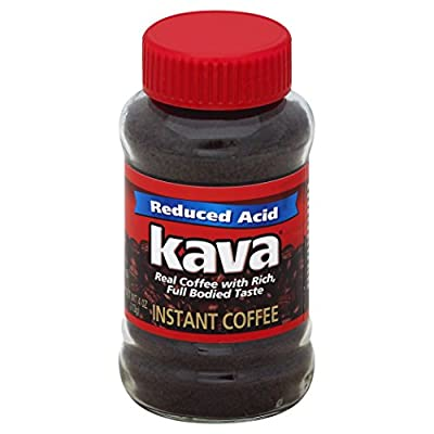 Kava Reduced Acid Instant Coffee by J.M. Smucker Company
