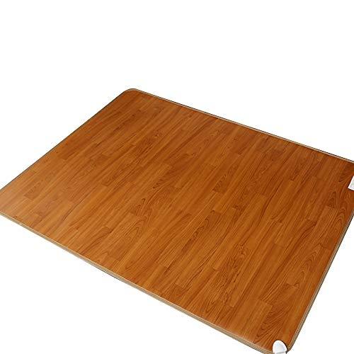Almohadilla térmica, manta eléctrica, estera eléctrica para suelo radiante Estera para alfombras Estera geotérmica móvil Estera calefactora de cristal de carbono Estera de calefacción para el hogar