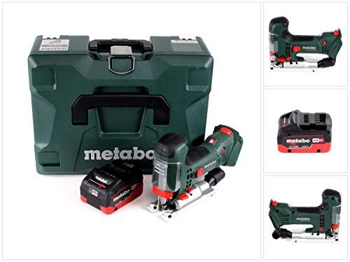 Metabo STA 18 LTX 100 accu decoupeerzaag 18V (601002840) + 1x accu 5,5 Ah - zonder oplader