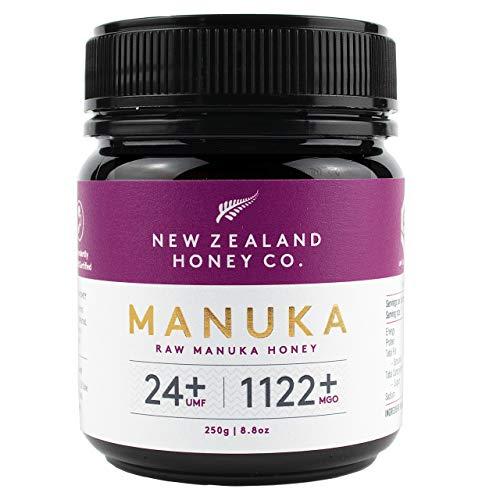 New Zealand Honey Co. Manuka Honung Nya Zeeland UMF 24+ / MGO 1122+ | 250g