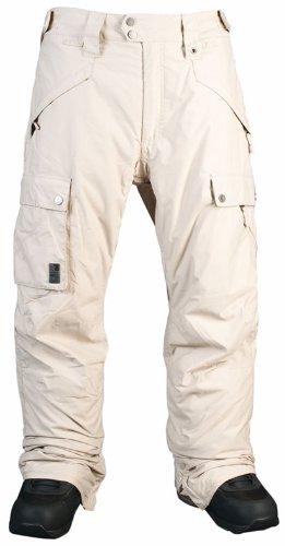 Nitro Snowboards Herren Hose Distortion, Cement, S, 1121-872834_405