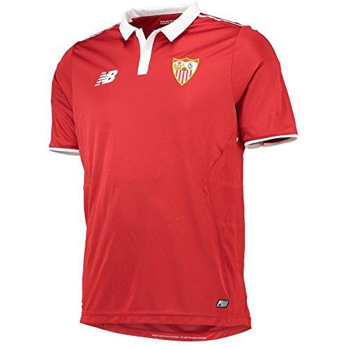 New Balance Sevilla FC Segunda Equipación 2016-2017, Camiseta, Red