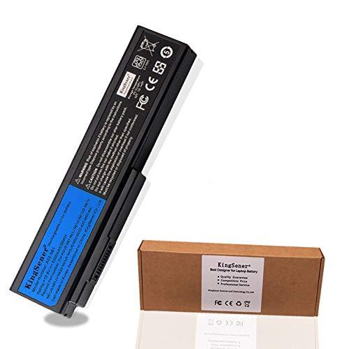 KingSener - Batteria giapponese per laptop ASUS A32-N61 A32-M50 A33-M50 N61 N61J N61D N61V N61VG N61JA N61JV M50 M50S M50SV M50Sr G50V