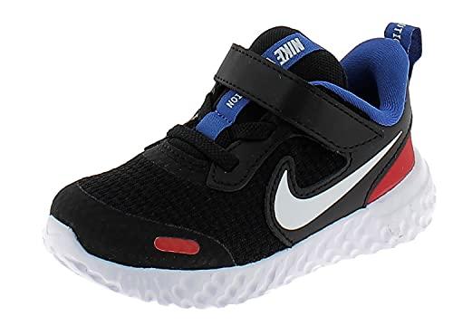 NIKE Revolution 5 PSV Zapatos Deportivos para Nino Negro BQ5672020
