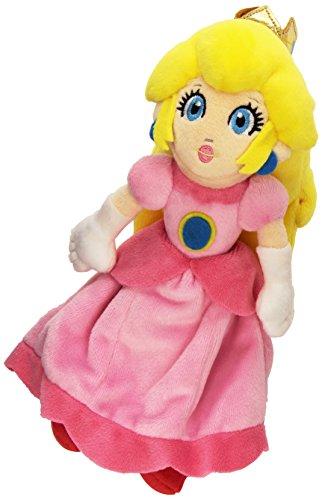 Nintendo Plüschfigur Princess Peach (23cm)