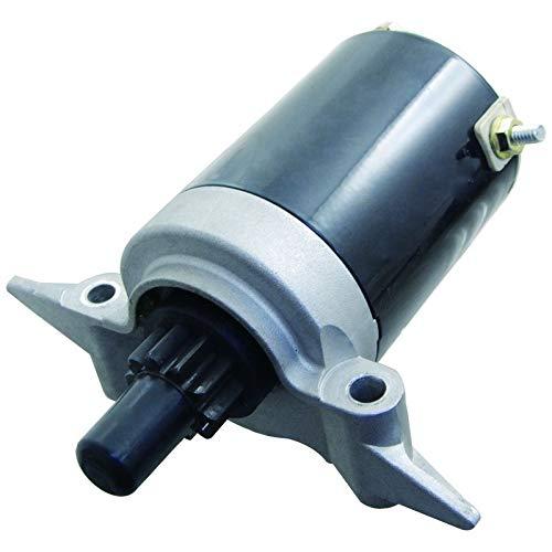 New 12V Electric Starter Replacement For TECUMSEH ENGINE OV691 TVT VTX EA -EP TVT691 VTX691 OV691EA OV691EP 37284