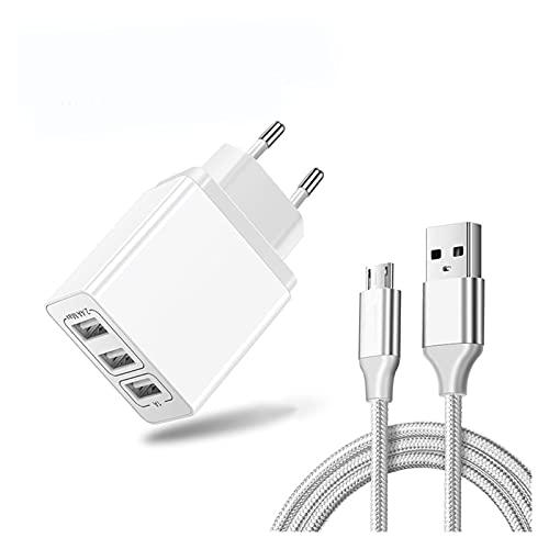 Pxbhd El cargador es adecuado para I-Phone XS X 8 7 para S-Amsung para X-IAOMI para el cargador de pared de la pared del H-UAWEI cargador de teléfono móvil del adaptador de la UE del cargador de teléf