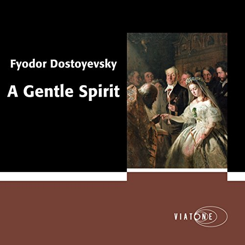 A Gentle Spirit audiobook cover art