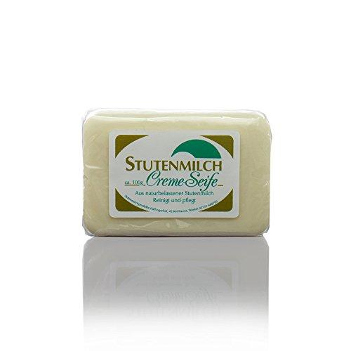Stutenmilch Creme Seife (1x 100g)