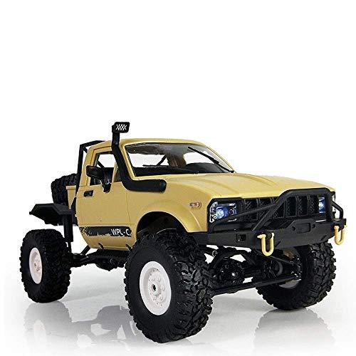KRCT 4WD RC Off Road Car High Simulation 4x4 Control Remoto de...
