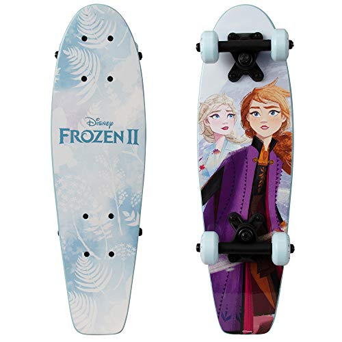 PlayWheels Frozen 2 Holzkreuzer, 53,3 cm, Light Ice