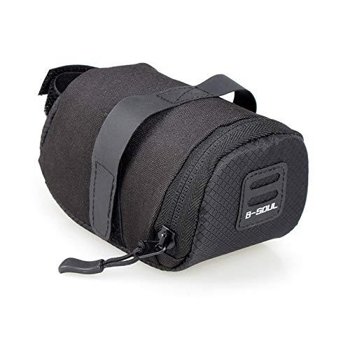 Irfora YA-0202 Bicycle Bag Mountain Bike Luggage Bicycle Cushion Bag Equipment Accessories Saddle Storage Bag Cycling Tail Bag
