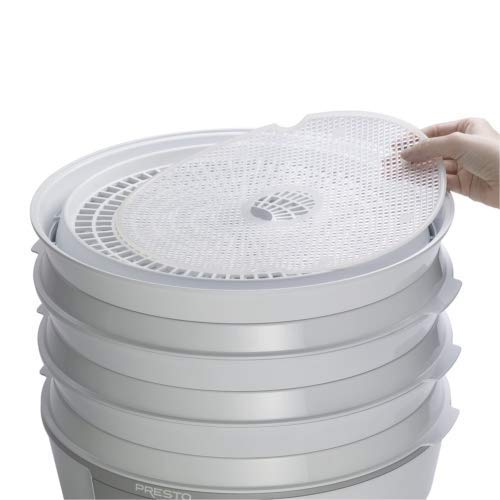 Great Features Of 4 Set of Nonstick Mesh Screens for Presto Dehydro Food Dehydrator