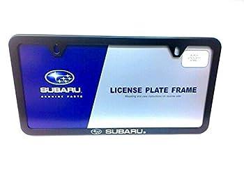 Best license plate frame subaru Reviews