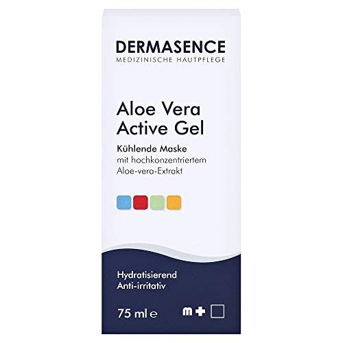 Dermasence Aloe Vera Active Gel, 75 ml