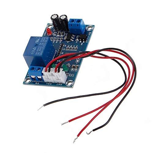 Baalaa XH-M203 Módulo de interruptor de bomba de controlador de nivel de agua automático completo/salida de relé de 12 V