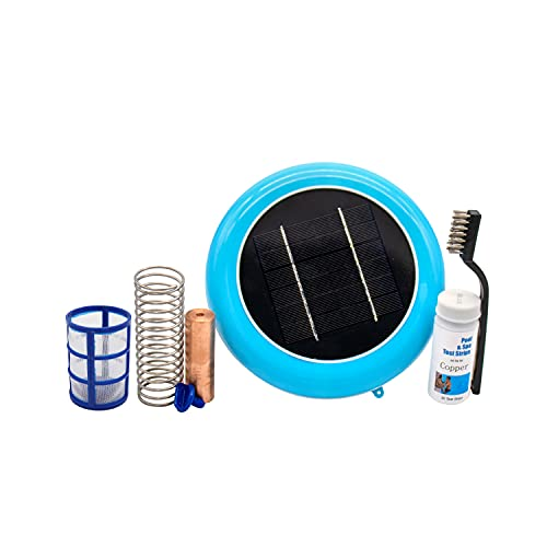 Solar Swimming Pool Ionizer