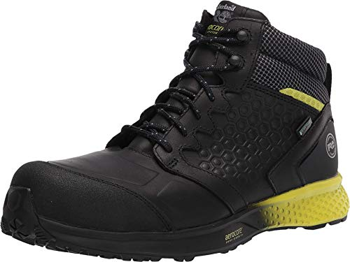 Timberland PRO Men's Reaxion Mid Composite Safety Toe Waterproof