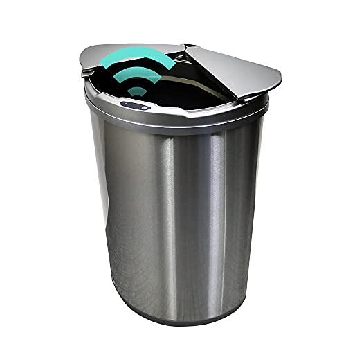 人感センサー付き自動開閉ゴミ箱 47L JG047MT01