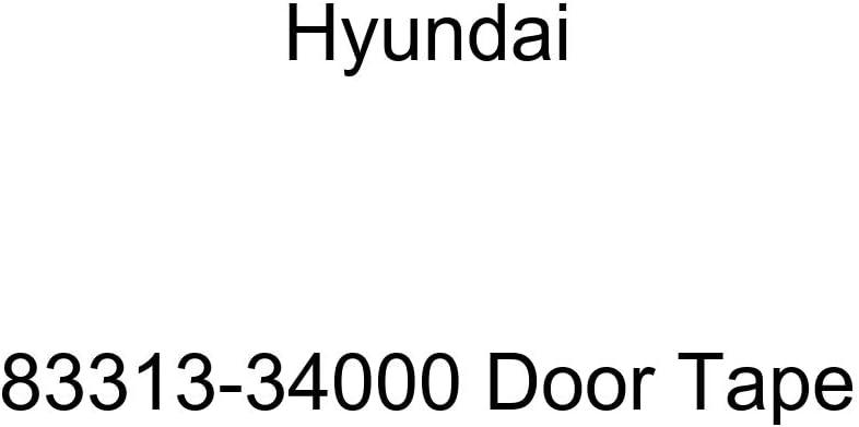 Limited Special Price Genuine Hyundai 83313-34000 Tape Ranking TOP16 Door