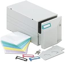 Innovera CD/DVD Storage Drawer, Holds 150 Disks (39501)