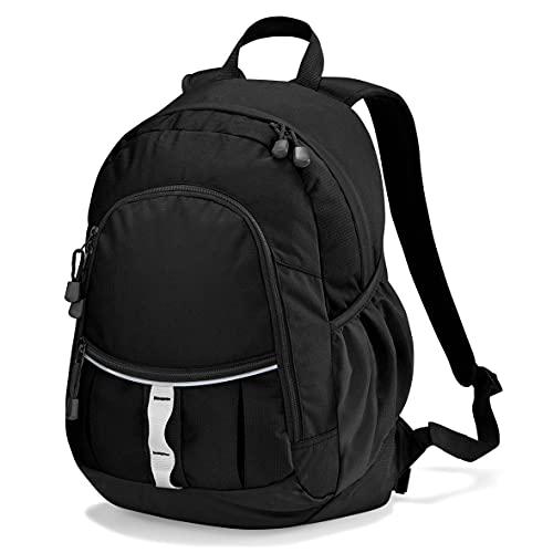 Mochila Pursuit – Durable 600D Micro Rip Stop Poliéster – Bolsa de viaje multifuncional – Bolsa de almacenamiento resistente de alta capacidad – Ideal para senderismo, camping, caza (16 litros)