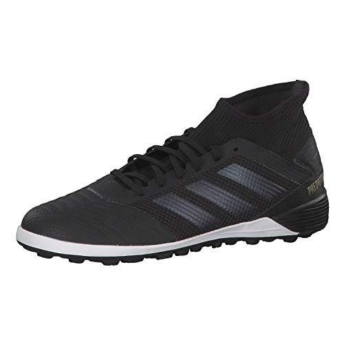 adidas Performance Predator 19.3 TF Fußballschuh Herren schwarz, 11 UK - 46 EU - 11.5 US