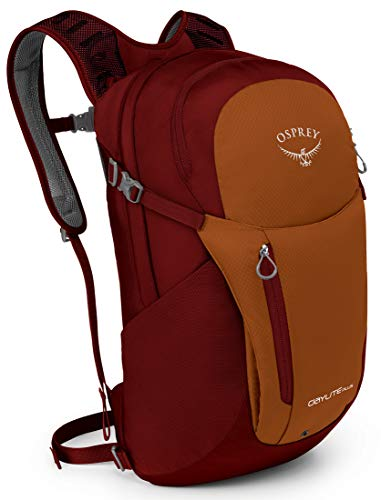 Osprey Packs Daylite Plus Daypack, O/S, Magma Orange/Re