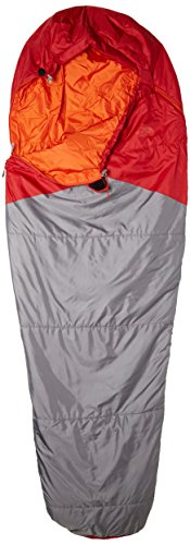 The North Face Aleutian 55/13, Cardinal Red/Zinc Grey, LNG-Left Hand