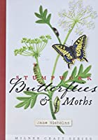 Stumpwork Butterflies & Moths (Milner Craft)