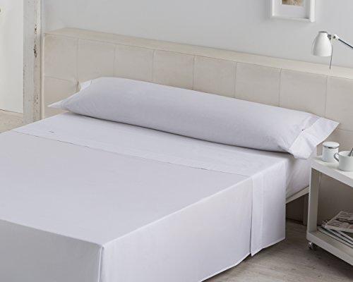 ESTELA Juego de sábanas de algodón de 200 Hilos (3 Piezas) - Percal Suave - Cuidado fácil