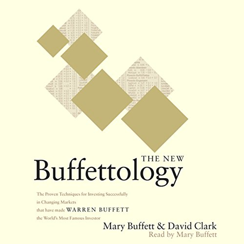 The New Buffettology audiobook cover art