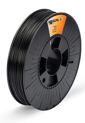BASICFIL ABS 1.75mm 500 g, SCHWARZ (black), 3D Drucker Filament