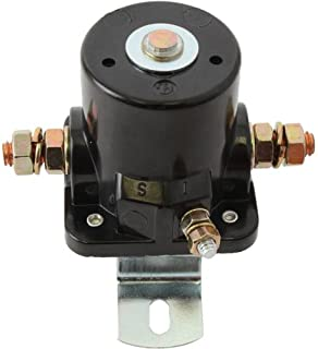 DB Electrical SFD6025 New Solenoid Relay For 12 Volt Ford 2N 8N 9N Tractor 8N-11450  Sw218  Sw355 10-FO218-12V 7-1023-12V 240-14008