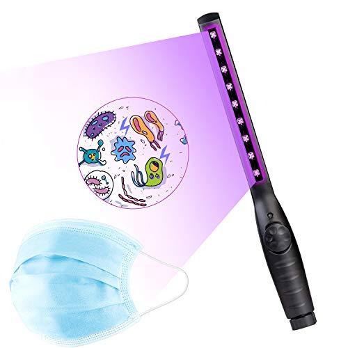 Lámpara de Desinfección Ultravioleta, Lámpara germicida u